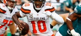 'Like a little kid' RG3 returns to practice with Browns