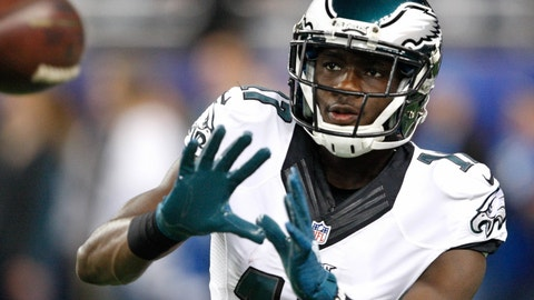 Philadelphia Eagles -- Nelson Agholor, WR