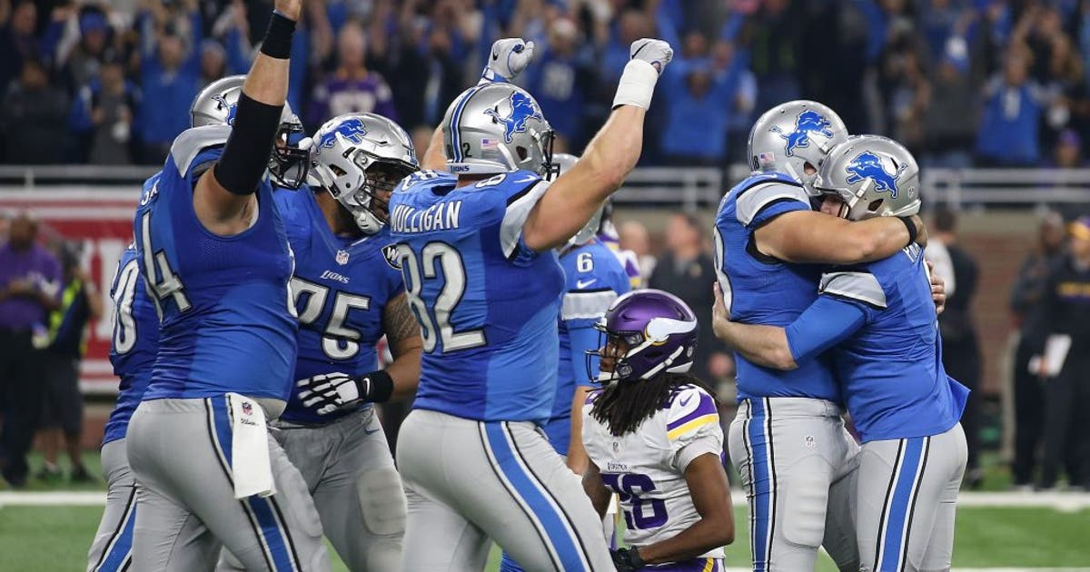 Are The Detroit Lions A Team Of Destiny Or Just Really