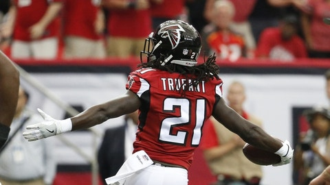Desmond Trufant suffered a season-ending injury in Week 9