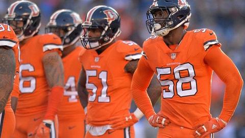 Denver Broncos: B