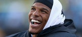 Cam Newton gives a not-so-subtle shout-out to Auburn with his pregame wardrobe