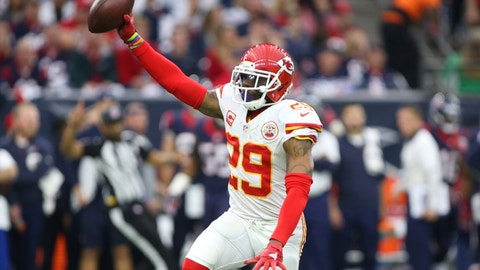 Kansas City Chiefs at San Diego Chargers, 4:25 p.m. CBS (715)