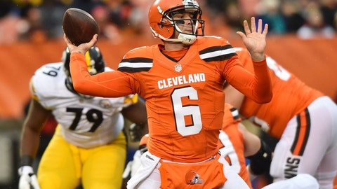 Cleveland Browns: Quarterback