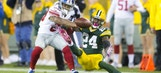Packers cornerback Quinten Rollins out for Giants game