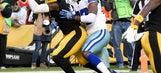 Versatile Bell reveling in heavy workload for Steelers
