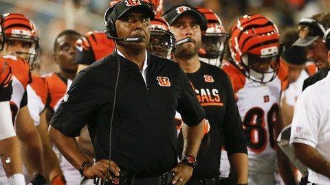 Bengals: 'Playmakers' on three
