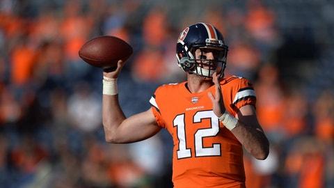 Paxton Lynch, Broncos