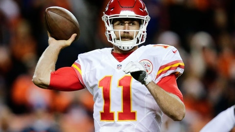 CHIEFS (-3.5) over Broncos (Over/under: 37.5)