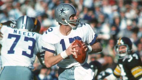 Roger Staubach, Cowboys