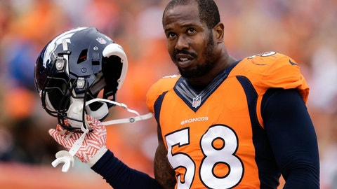 Linebacker: Von Miller, Denver Broncos