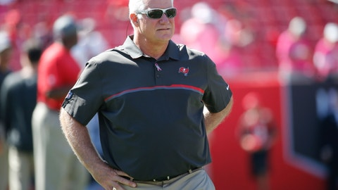 Mike Smith, Buccaneers defensive coordinator