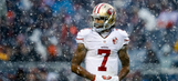 Colin Kaepernick sets a new historical low, gets benched in loss to Bears
