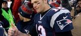 Brady breaks QB wins record, Patriots beat Rams 26-10