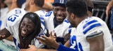 Cowboys are first team to clinch playoff berth thanks to Redskins' loss