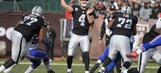 Derek Carr Tosses Filthy Dime for Amari Cooper Touchdown (Video)
