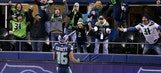 Thomas Rawls leads Seahawks to 40-7 pummeling of Panthers