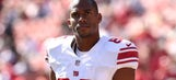 Giants' Victor Cruz plans to talk to Ben McAdoo about zero-target game