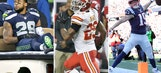 Earl Thomas Injured and Tweeting About Retirement, Eric Berry Does It All, Gronk-Less Pats Do Just Fine
