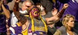 Minnesota Vikings featured in FanSided's Fandom 250