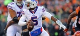 Rex Ryan sounds noncommittal on Tyrod Taylor's future with the Bills