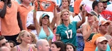Dolphins fans don't make the FanDom 250