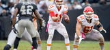 NFL odds: Chiefs eyeing season sweep against Raiders on Thursday night