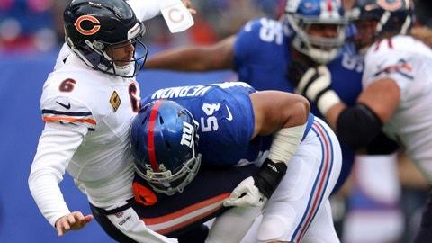Olivier Vernon, DE, Giants