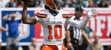 Cleveland Browns Can't Count on Robert Griffin III