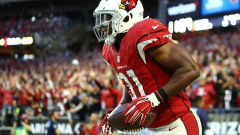 Running back: David Johnson, Cardinals ($729,843)