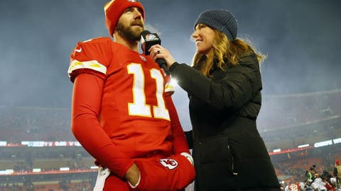 CHIEFS (-5.5) over Titans (Over/under: 42)