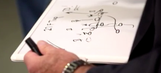 Watch Bill Belichick draw up a play from his father's 1959 Navy playbook