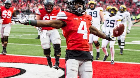Dolphins: Curtis Samuel, RB/WR, Ohio State