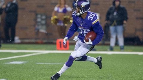 Marcus Sherels, CB/KR/PR, Minnesota Vikings