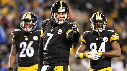 Pittsburgh Steelers: Black and gold