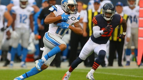 November 19: Detroit Lions at Chicago Bears, 1 p.m. ET