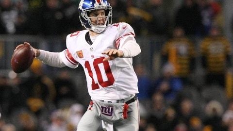 Eli Manning: $205,780,004