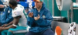 Adam Gase says Ryan Tannehill's knee injury isn't nearly as bad as expected