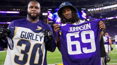November 19: Los Angeles Rams at Minnesota Vikings, 1 p.m. ET