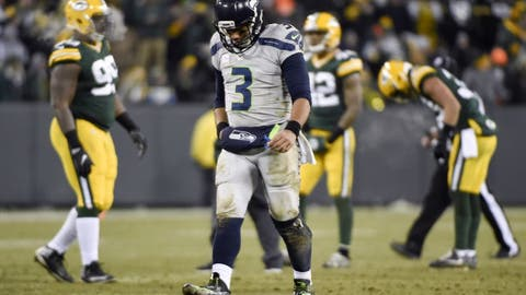 Before getting walloped 38-10 by the Packers in Week 14, the Seahawks had gone an NFL-record 85 straight games without losing a game by more than 10 points.