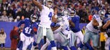 The Dallas Cowboys fall to Giants: Thoughts and Analysis
