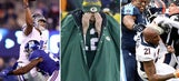 Giants Dump Dak Again, Packers Beat Seattle as Rodgers Limps Away, Broncos on the Brink