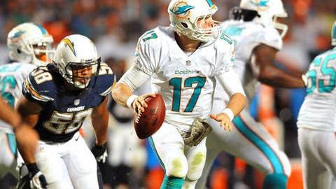 Ryan Tannehill, Dolphins