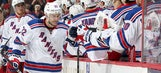 New York Rangers are the first team to clinch a playoff spot