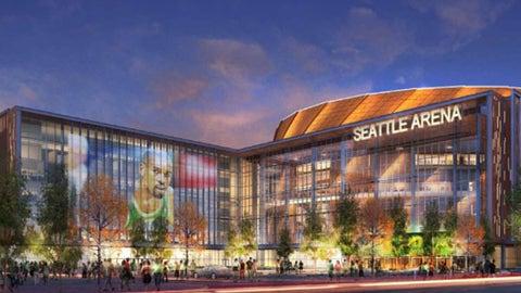 Build your own arena: $400 million