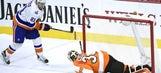 Islanders' Okposo gets creative with nifty shootout goal (VIDEO)