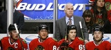 Quenneville takes over 2nd on wins list, Blackhawks win 9th in row