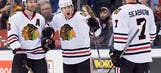 Kane scores first hat trick of season, Blackhawks win 10th straight