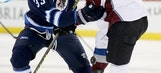 Soderberg's goal, assist lift Avalanche over Jets 2-1