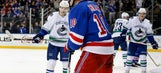 J.T. Miller scores in OT to give Rangers win over Canucks